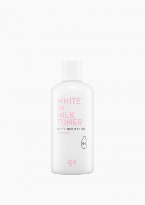 WHITE IN MILK TONER