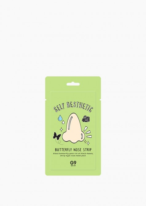 Self Aeshetic Butterfly Nose Strip