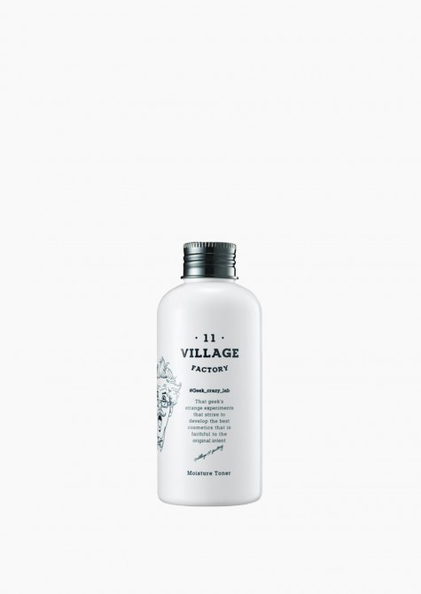 11 VILLAGE FACTORY MOISTURE TONER