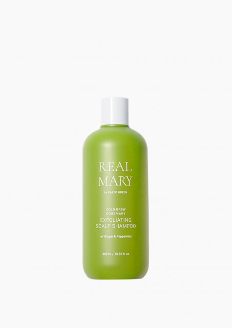 Real Mary Exfoliating Scalp...