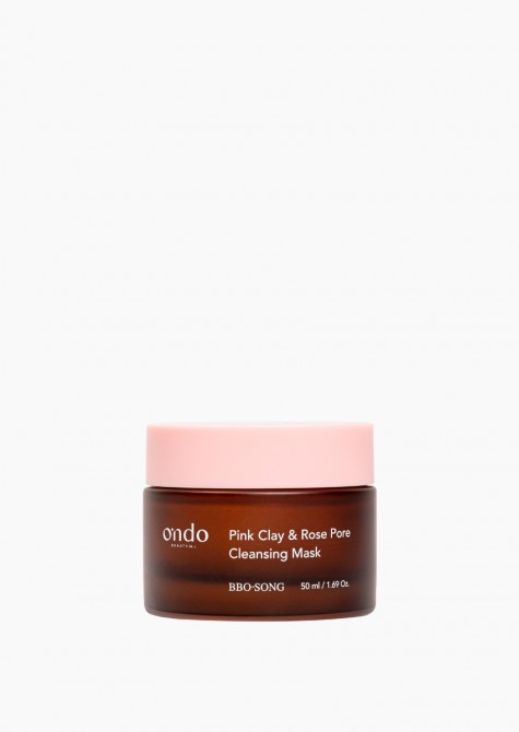 Pink Clay & Rose Pore...